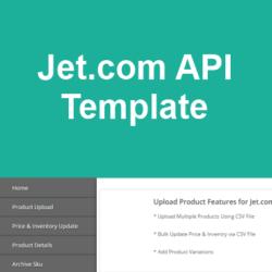Jet.com API Template