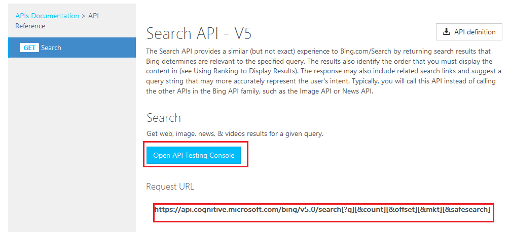 How to Integrate Bing Web Search API in PHP • CodeFixUp com