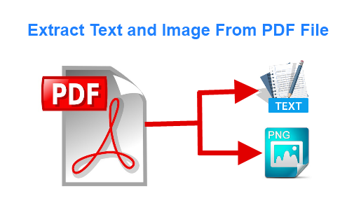 Extract Text and Images from a PDF
