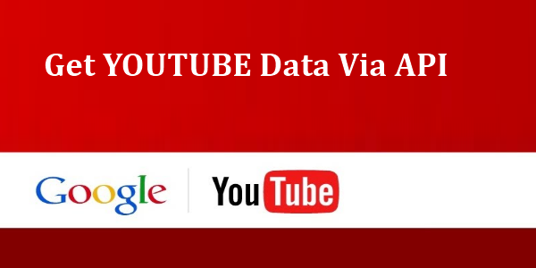 youtube data api php
