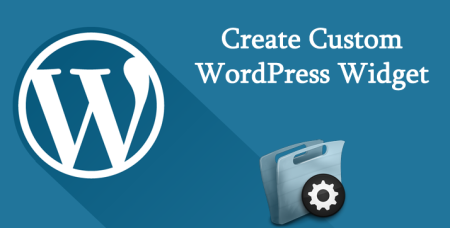 Create Custom Widget in WordPress