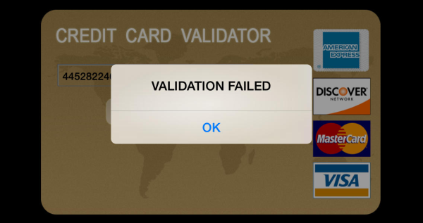 Credit Card Number Validation Using jQuery