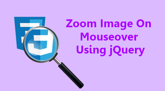 Zoom Image On Mouseover Using jQuery